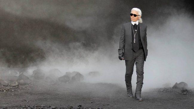Hommage à Mr Karl Lagerfeld