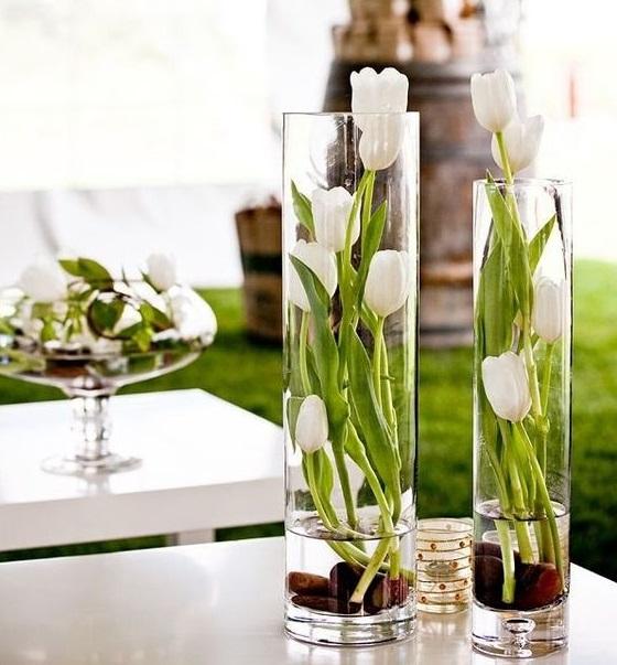 Conseils pour disposer des fleurs dans un vase