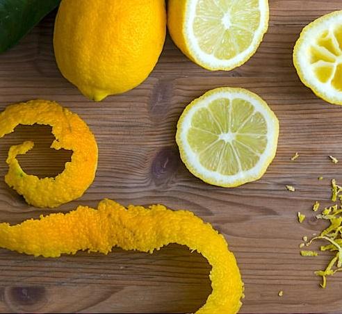 6 idées pour recycler les pelures de citron