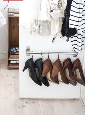 20 conseils malins pour ranger facilement ses chaussures