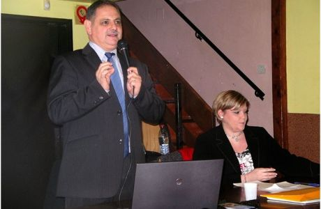 Freddy ZIMMERMANN : pour un canton de Wasselonne rassemblé