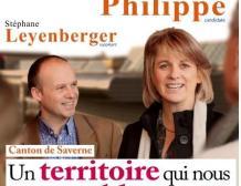 Murielle PHILIPPE pour le canton de Saverne : «Un territoire qui nous rassemble»