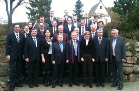 Rencontre UMP CDU 2011 à Oberkirch