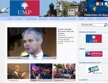 Des ministres s'expriment sur le site www.ump67.eu