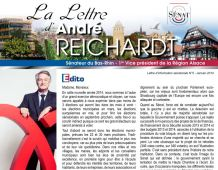 La Lettre sénatoriale d'André REICHARDT, N°5