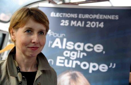 Pour l'Alsace, Agir en Europe avec Anne SANDER !