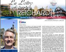 La Lettre d'information sénatoriale d'André REICHARDT, N°7 – juillet 2014