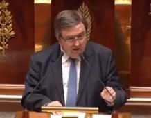 André SCHNEIDER défend l'Alsace au Parlement