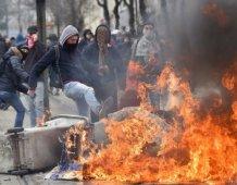 Affrontement, pénurie, casseurs et loi travail : La gauche mène la France et l'Alsace dans le mur