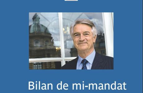 André REICHARDT : bilan de mi-mandat sénatorial 2014-2017