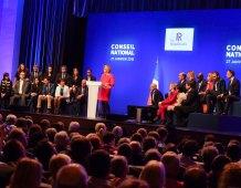 Valérie Pécresse, au Conseil national : « Je suis prête à prendre toute ma place dans la reconstruction de notre famille »