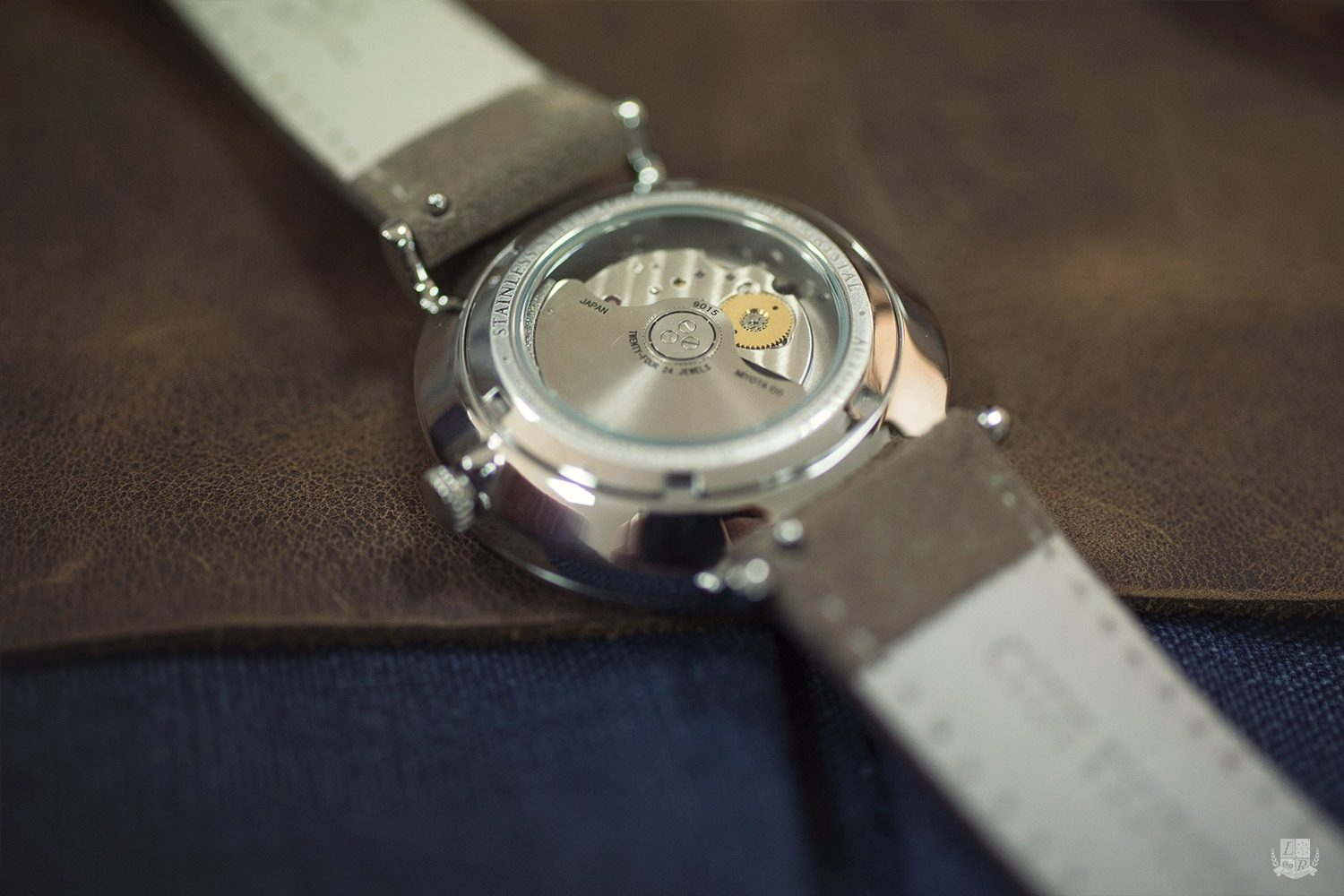 Charlie Watch - Automatique Initial Caseback