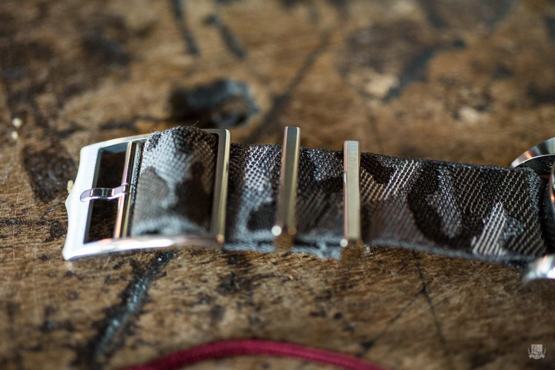 Tudor Black Bay 36mm - Bracelet tissu