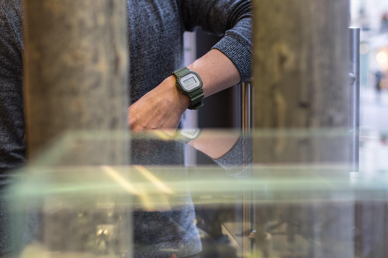 Montre Casio G-Shock DW 5600
