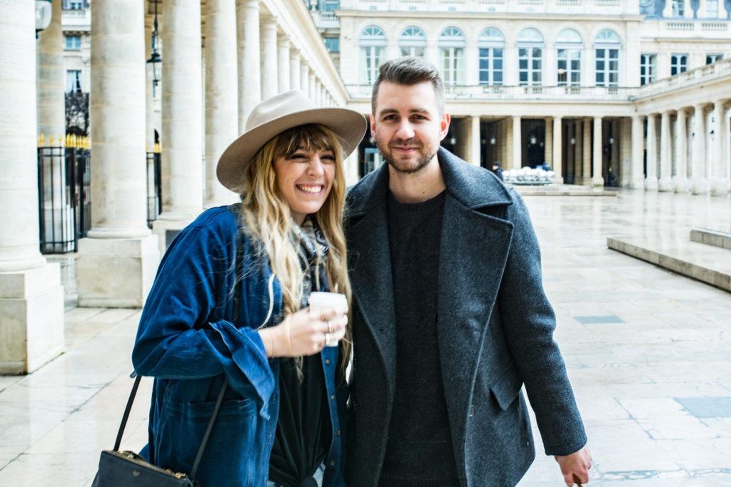Le Portrait - Guillaume et Marion