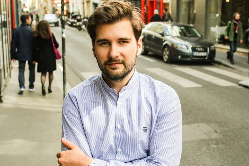 Portrait de Kevin Van Campenhout