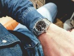 Boutique Man vs Time à Cannes - Rolex Datejust 6694