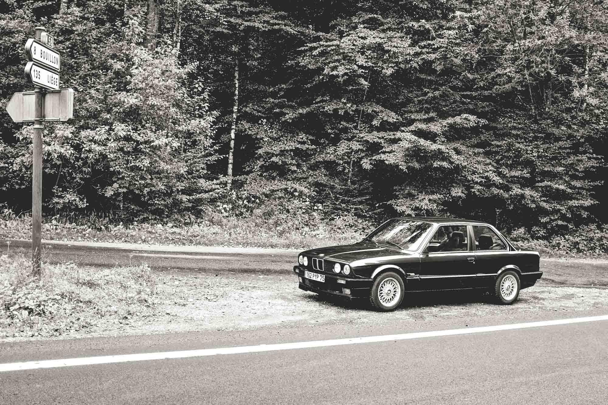 Portrait - Le Tone - BMW E30