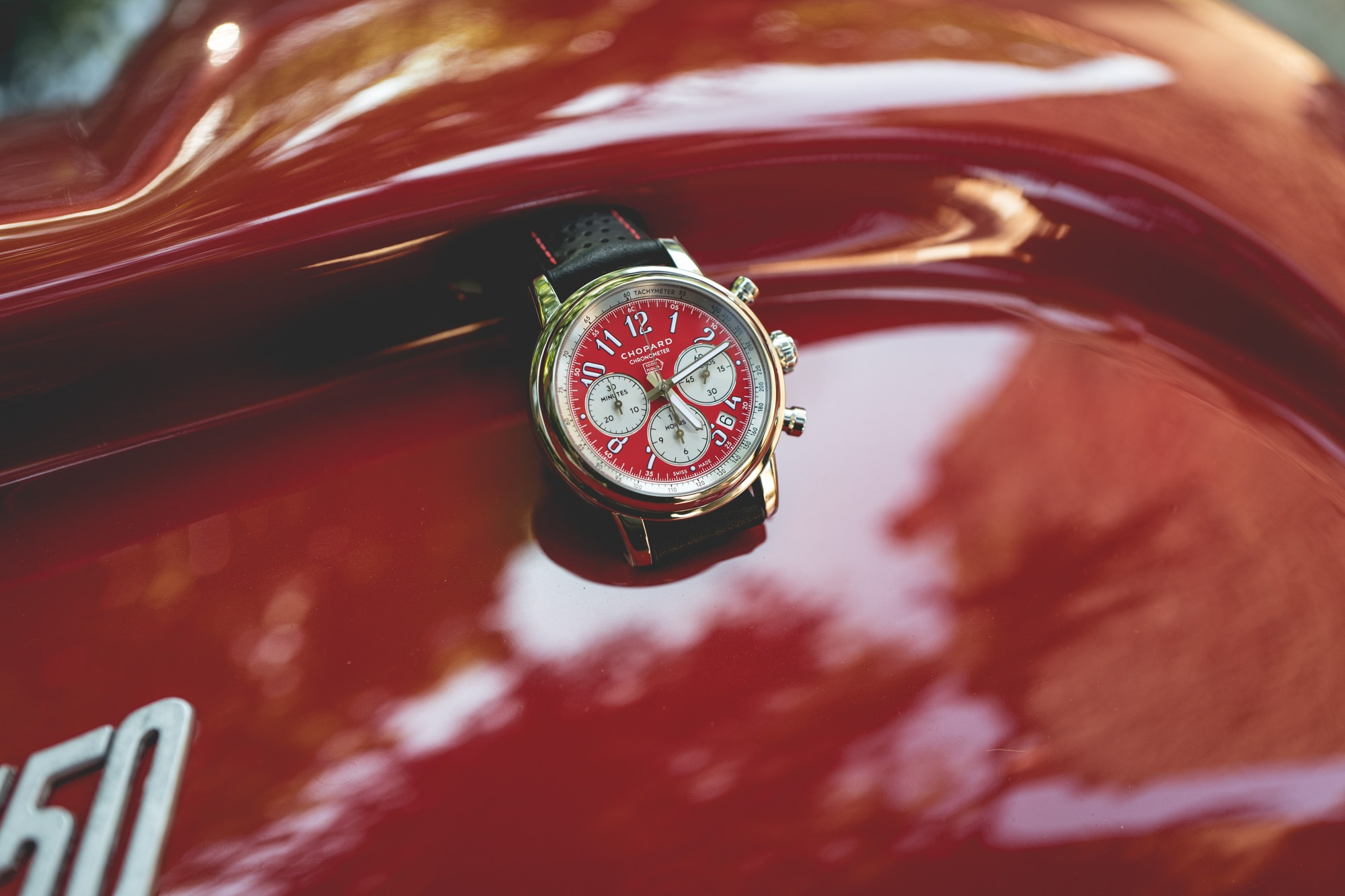 Chopard Mille Miglia 2018 Racing Colours