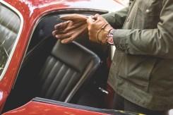 Chopard Mille Miglia 2018 Racing Colours - Rosso Corsa/ Fiat Abarth