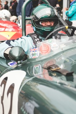 Grand Prix de Monaco Historique - Avant le départ