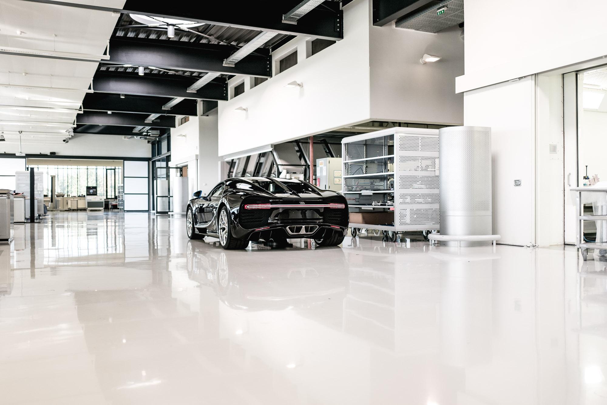 Ateliers Bugatti à Molsheim