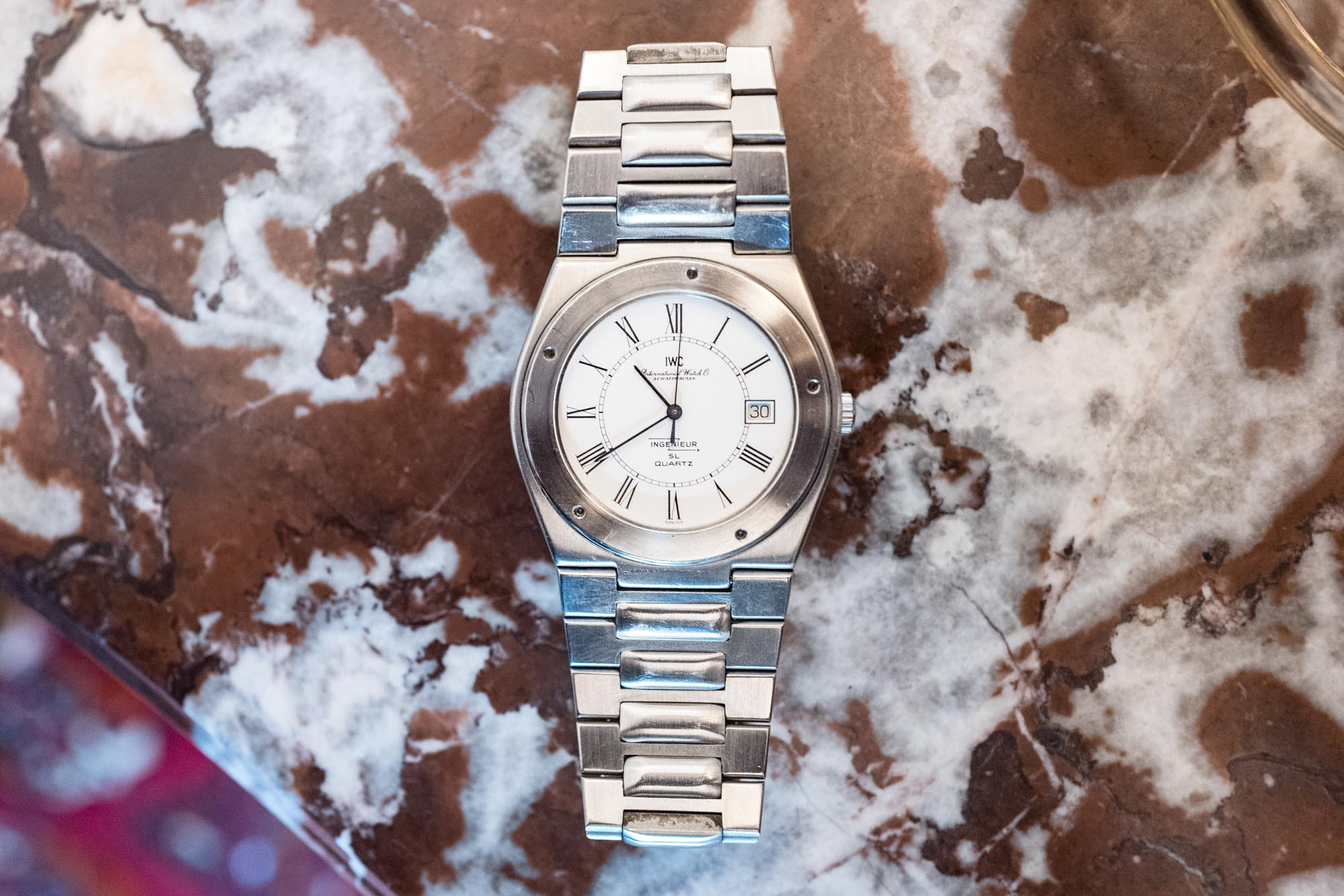 Antique Watches Basel - IWC Ingenieur SL