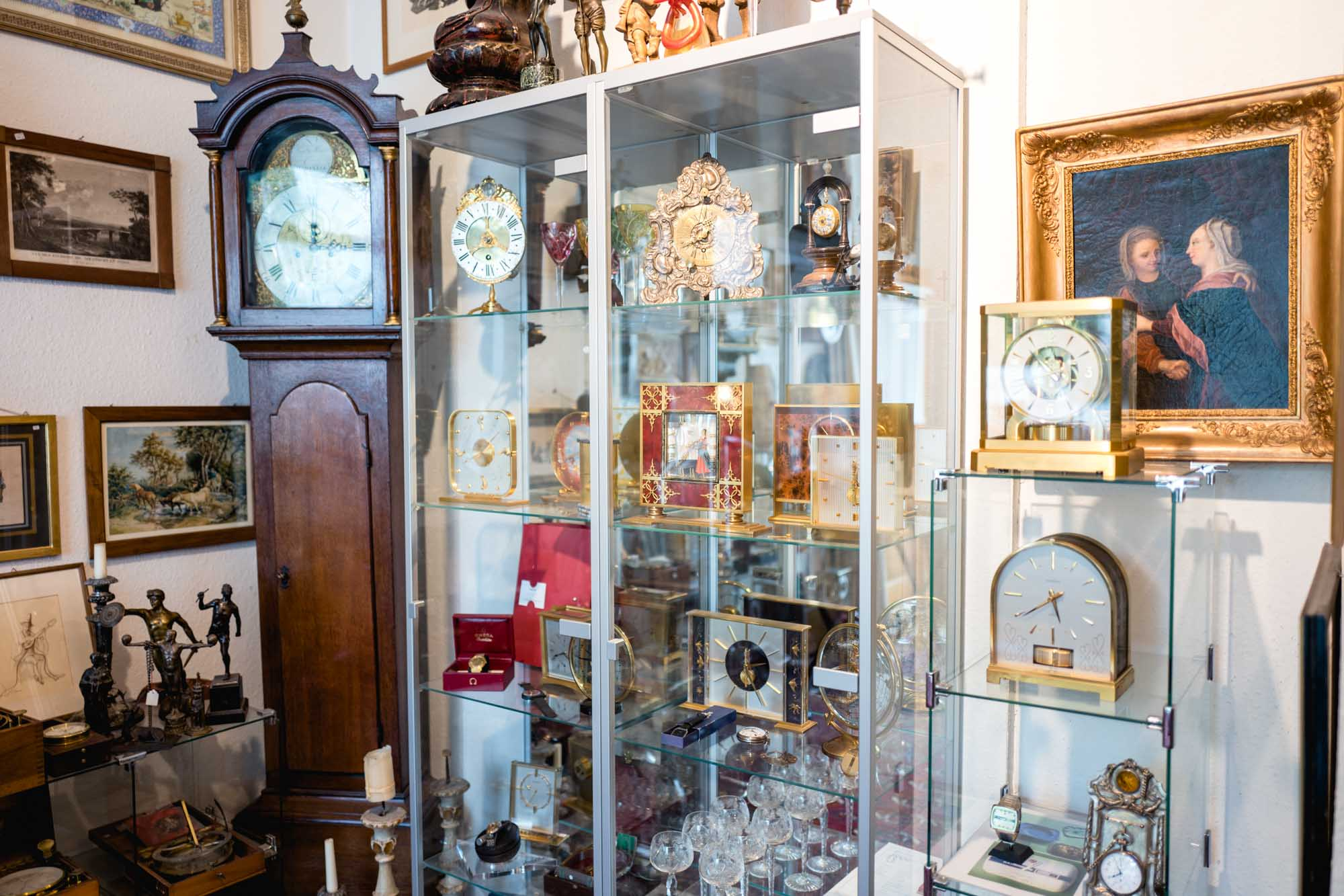 Antique Watches - Basel