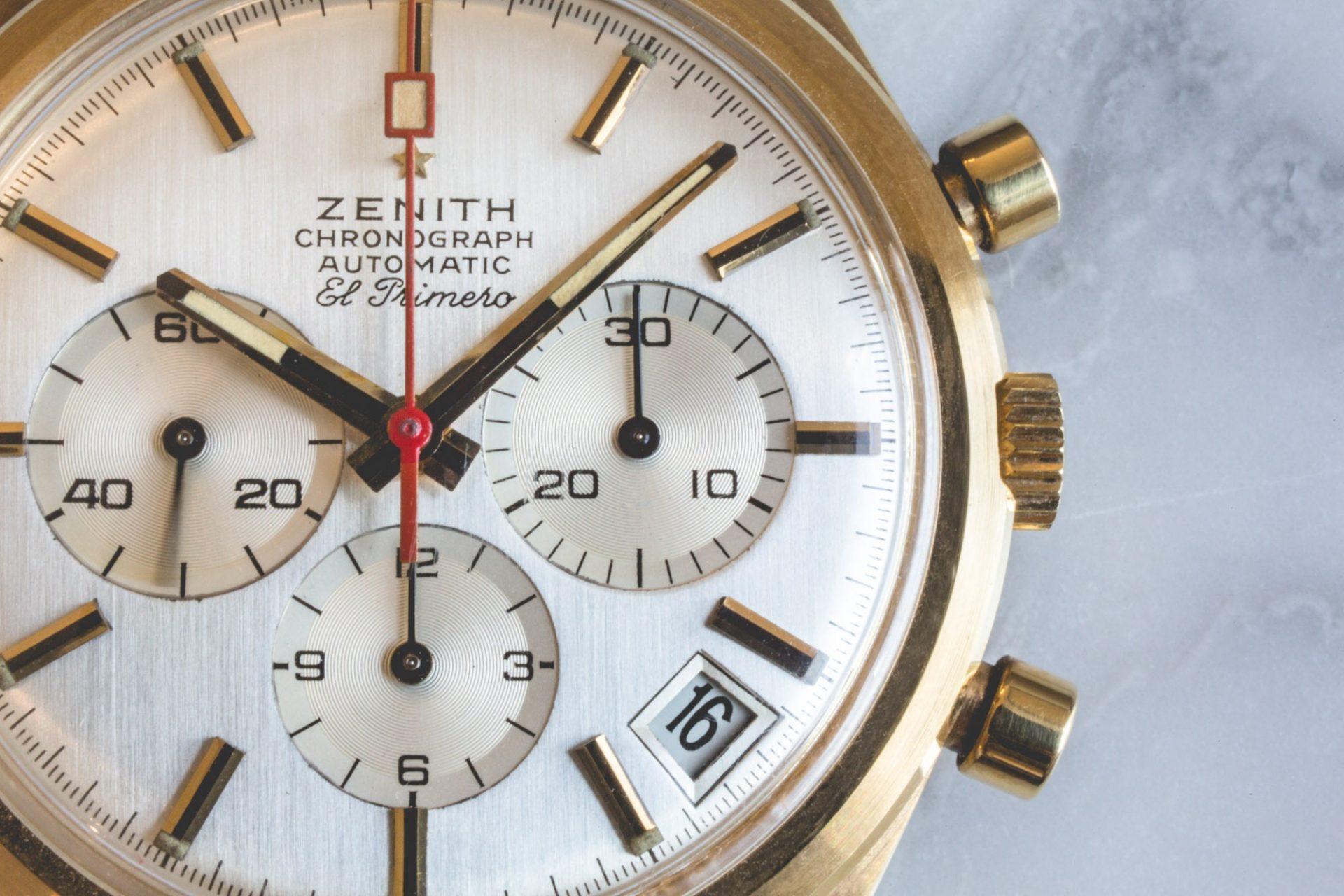 Zenith El Primero G583