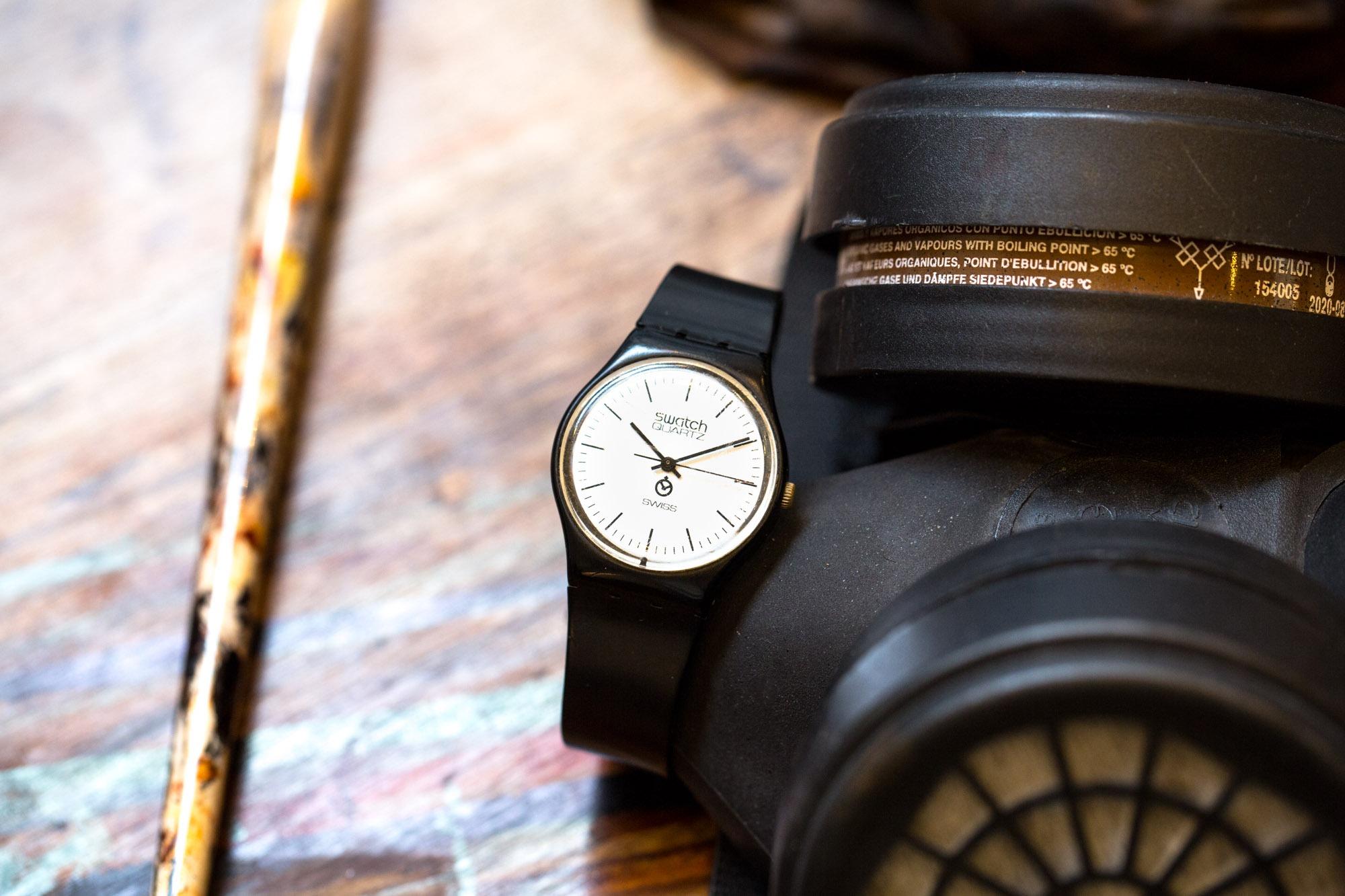 Malfroid Paris - Swatch de 1983