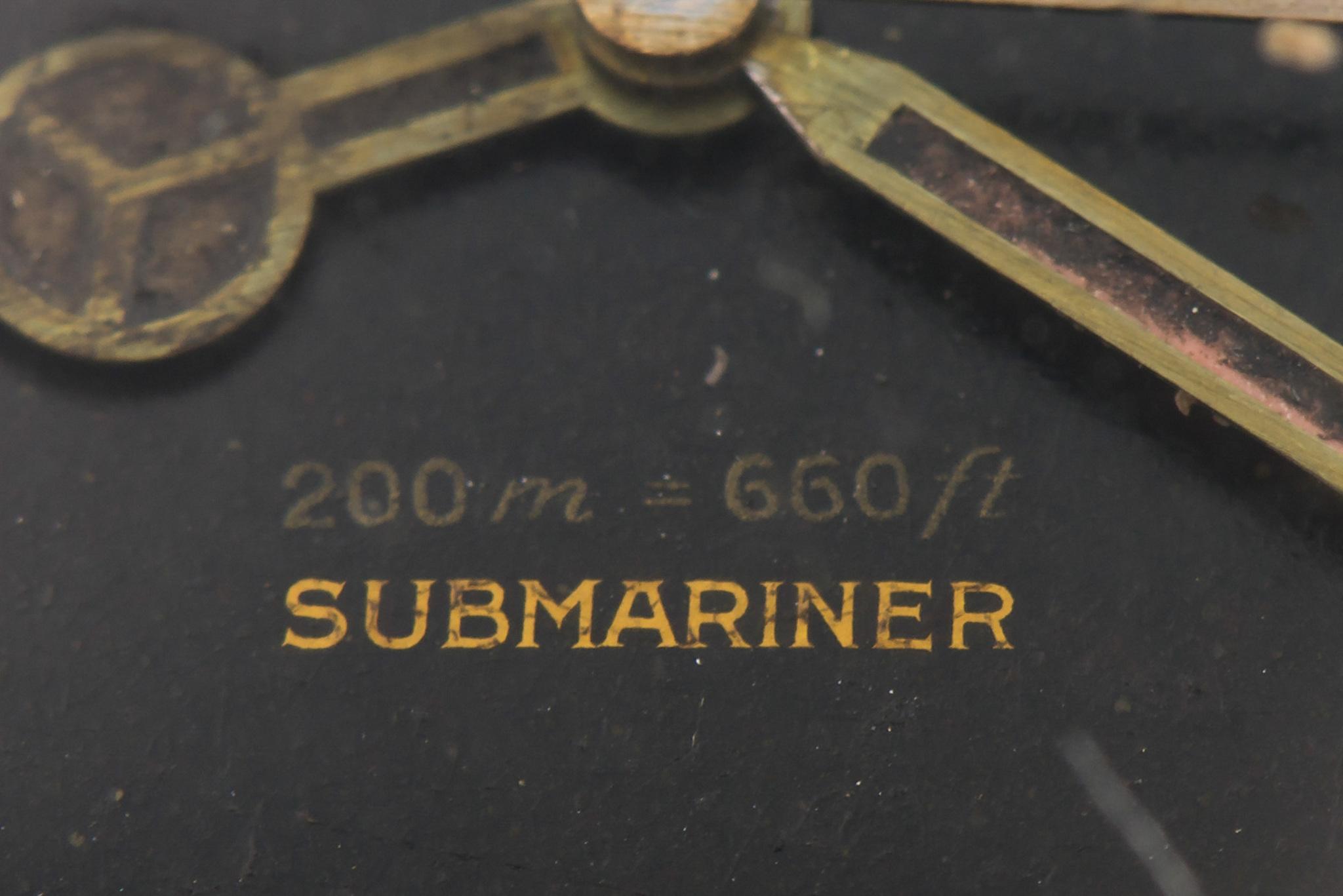 Rolex Submariner 5510 - Focus Cadran