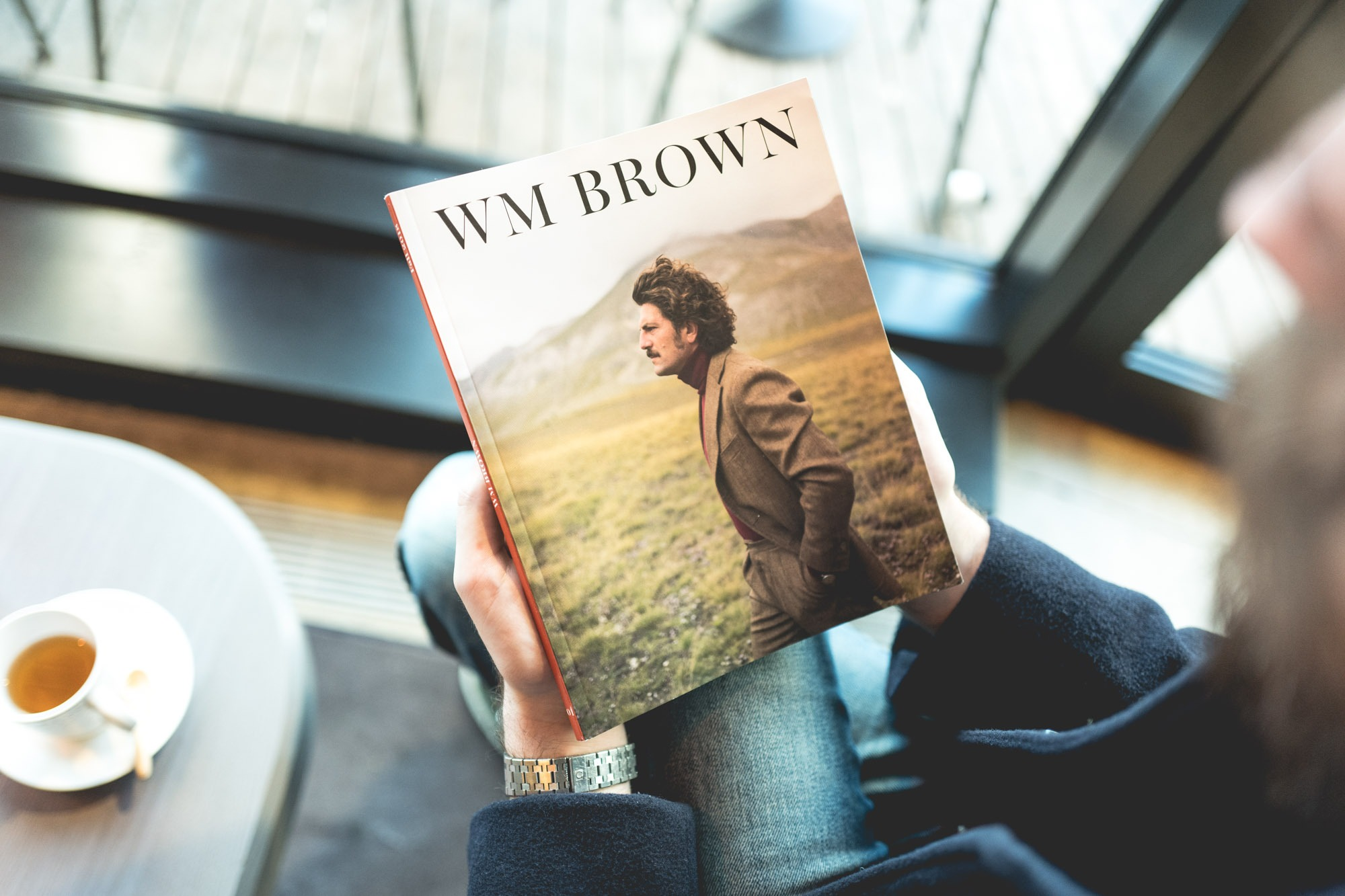 WM BROWN Magazine