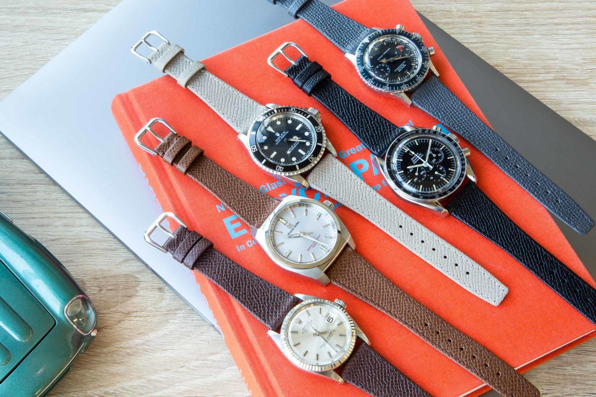 Bracelets de montre Joseph Bonnie - Collection 1953