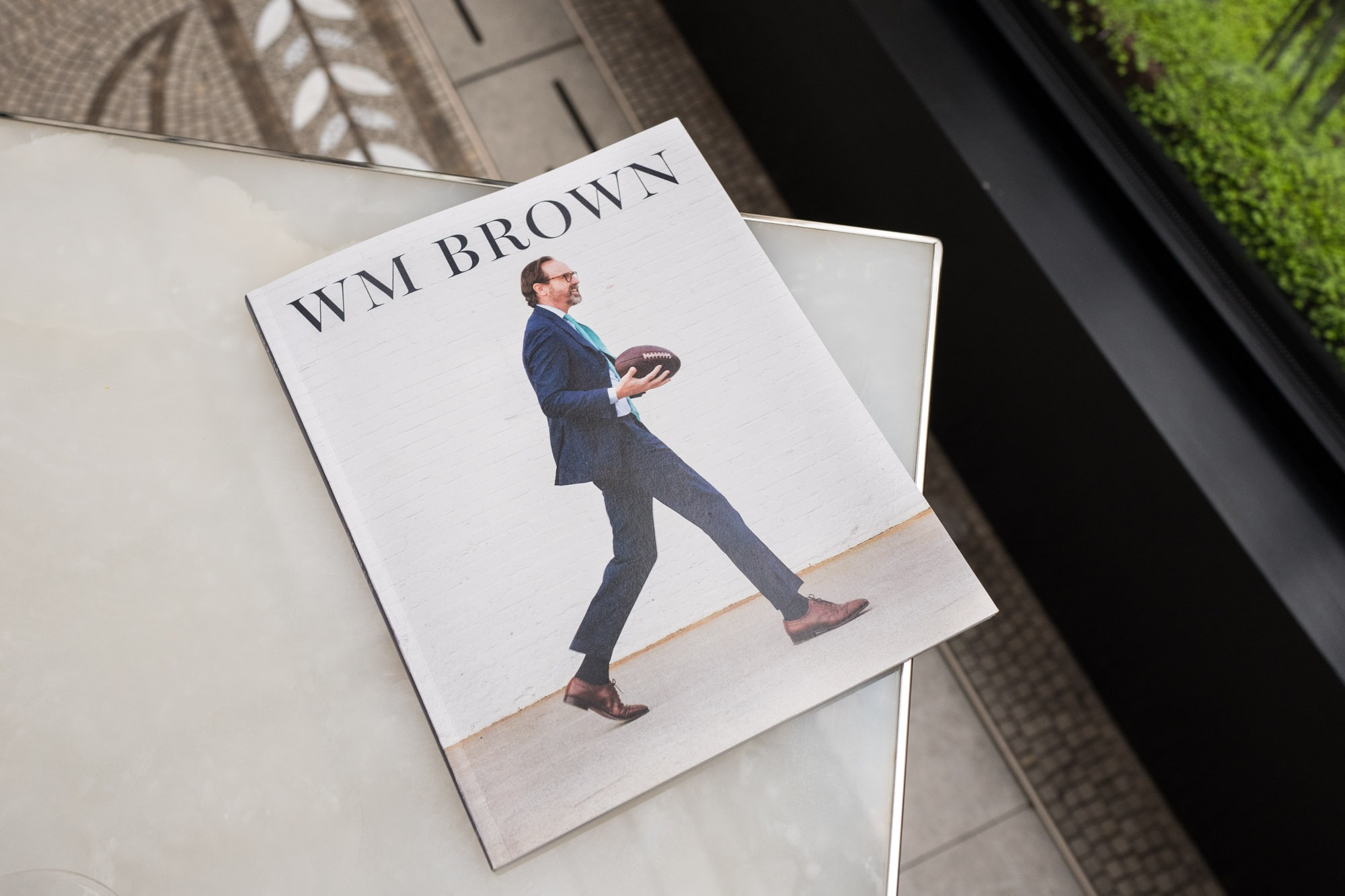 WM BROWN Magazine - Volume 02, Spring 19