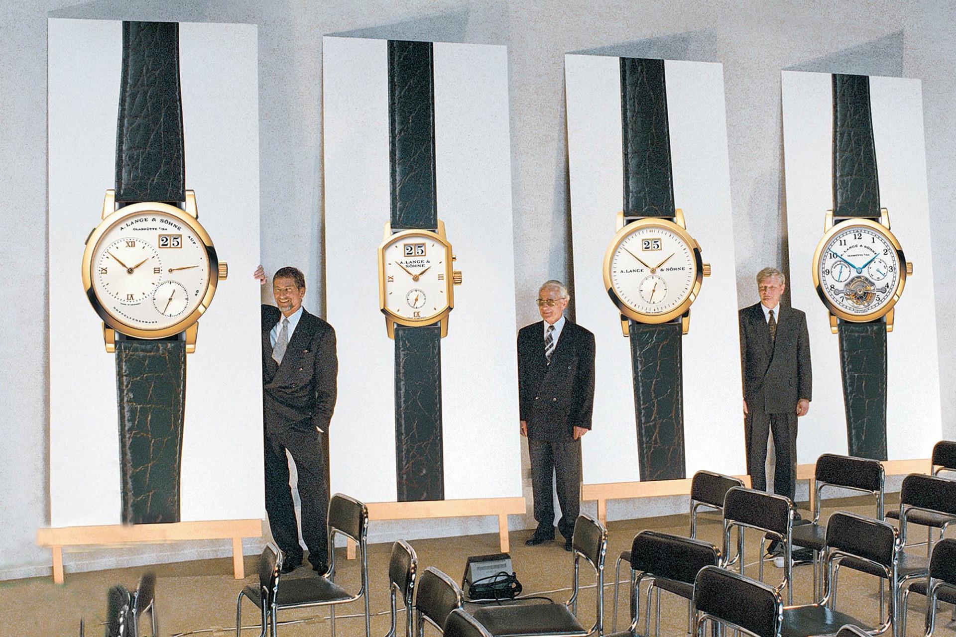 A. Lange & Söhne en 1994