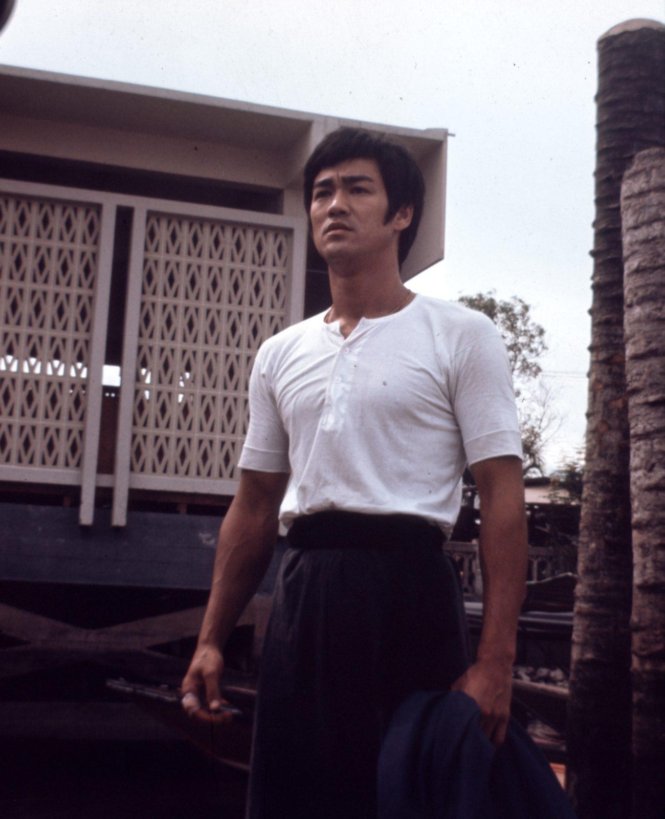 Bruce Lee - Henley shirt