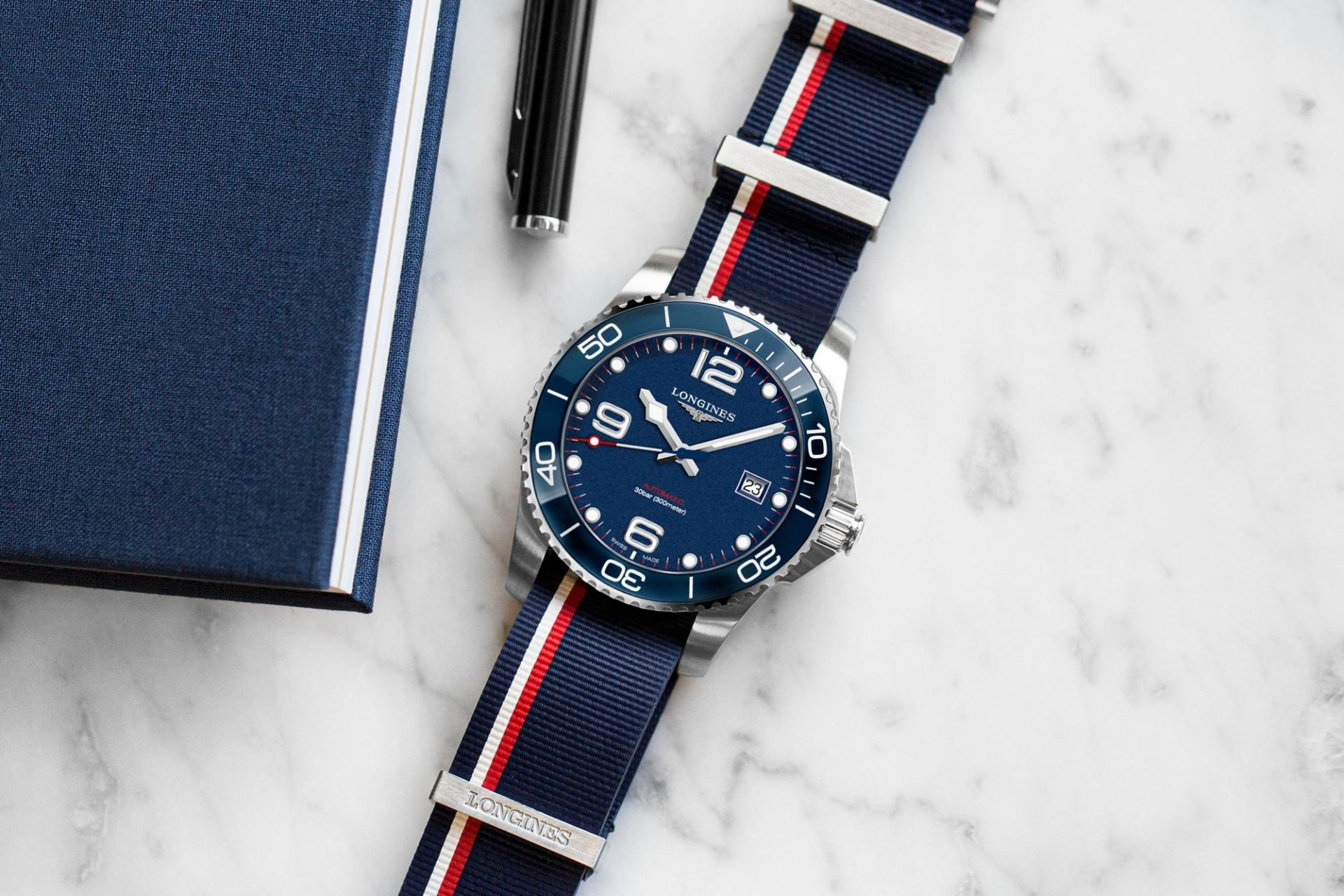 Longines HydroConquest France