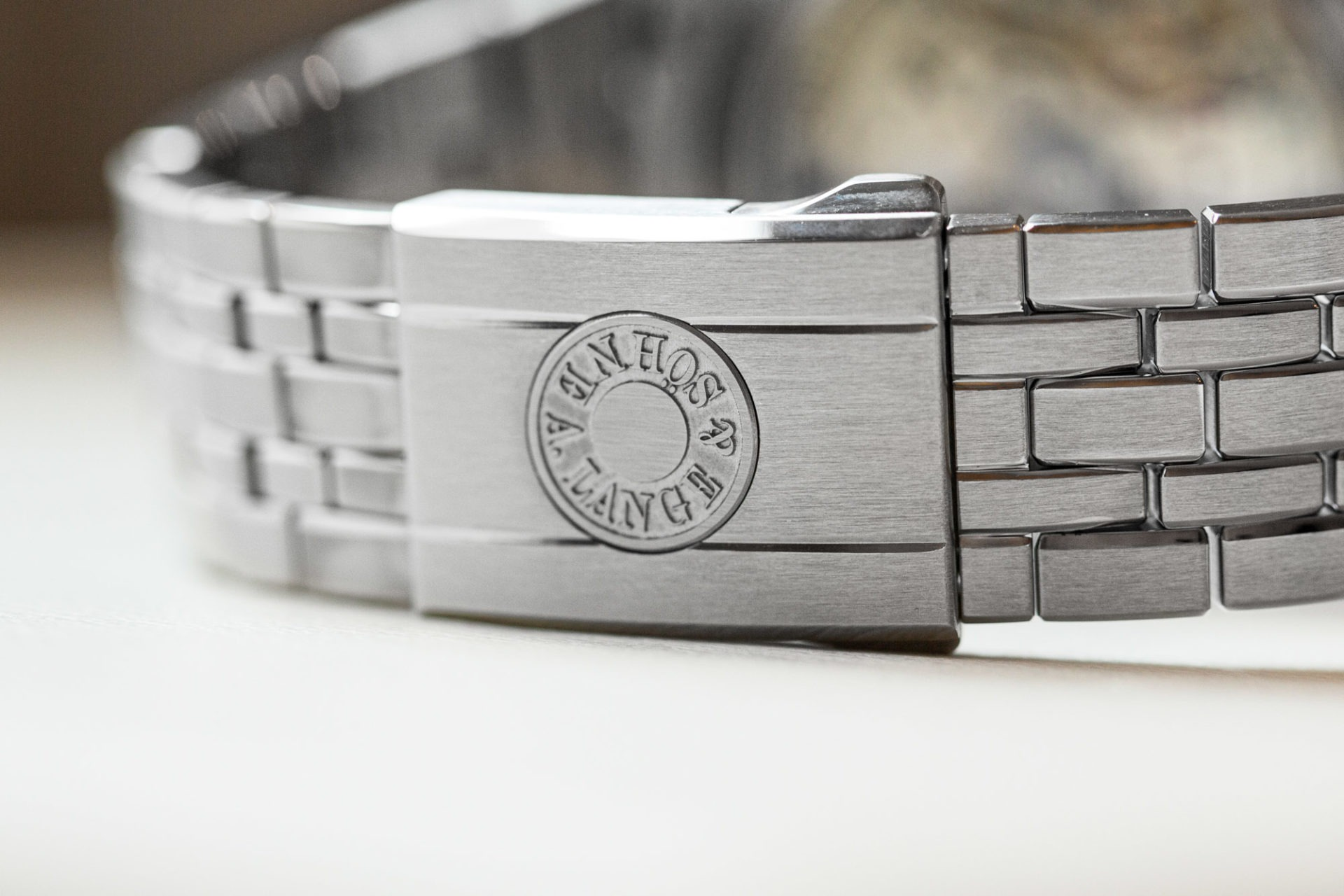 A. Lange & Söhne Odysseus - Bracelet acier