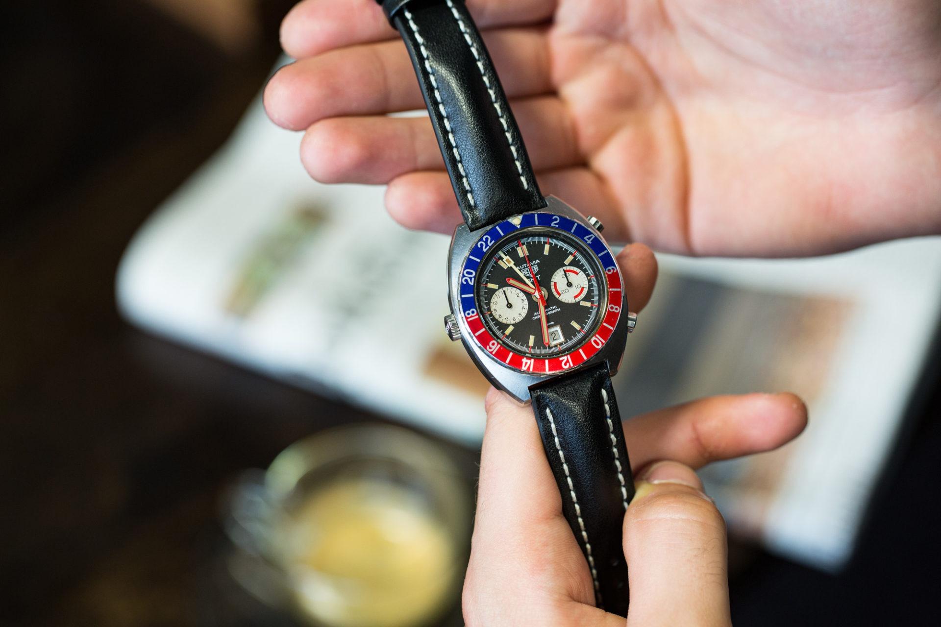 Heuer Autavia 11630 GMT - Watchfinder