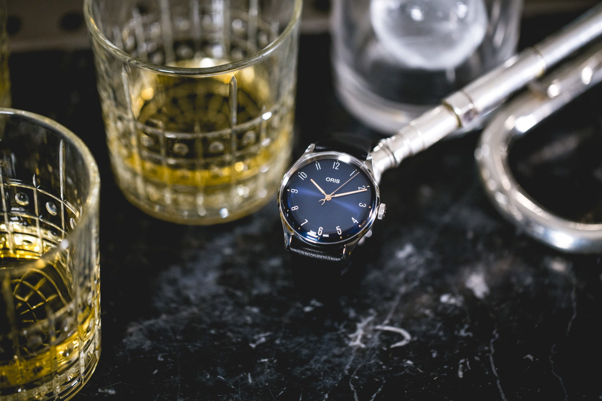 Oris Celebre le Jazz - Edition James Morrison