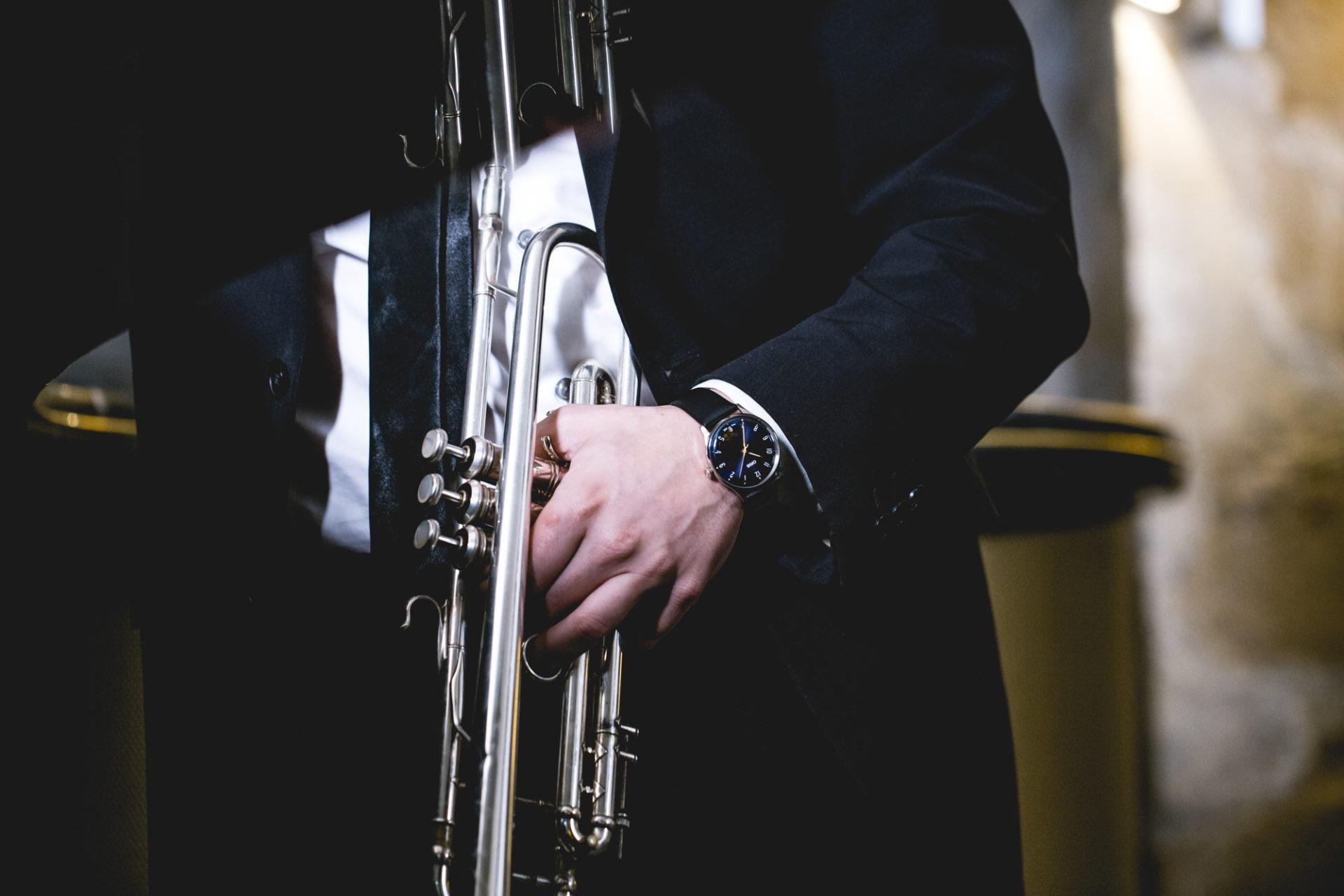 Oris Célèbre le Jazz - Edition James Morrison