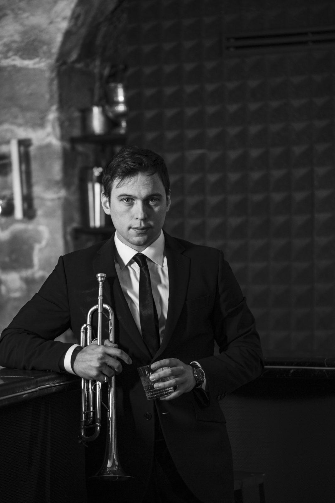 Oris Célèbre le Jazz - Bjorn Ingelstam (Trompette)