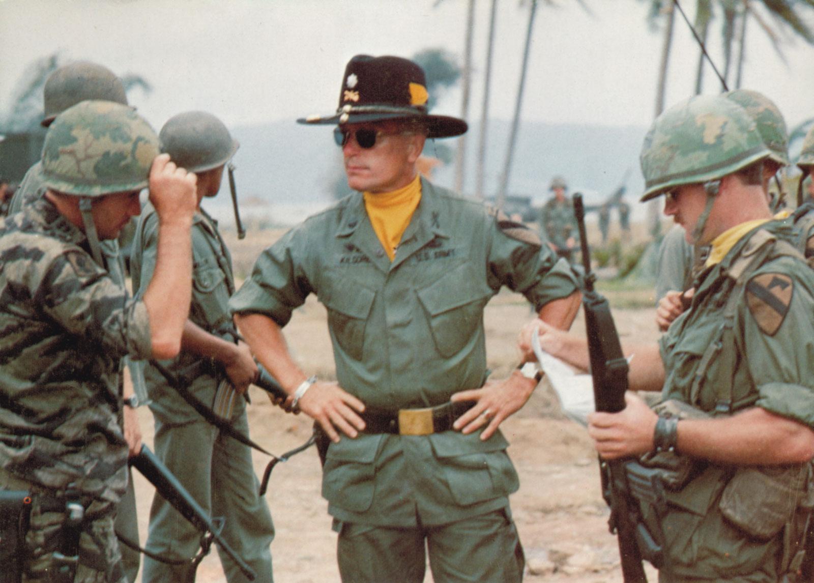 Robert Duvall - Apocalypse Now