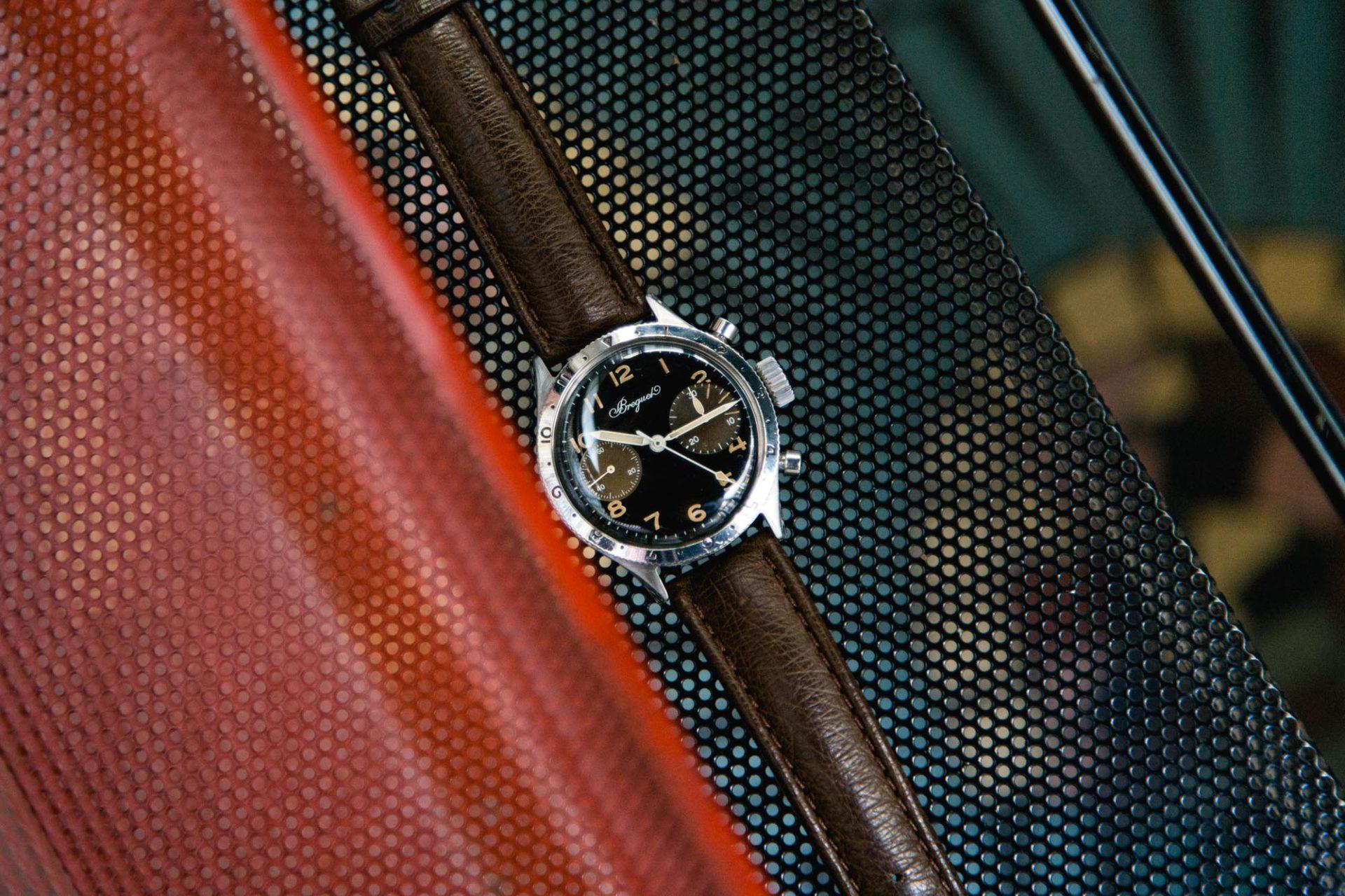 Breguet Type XX - Vente aux enchères Tajan