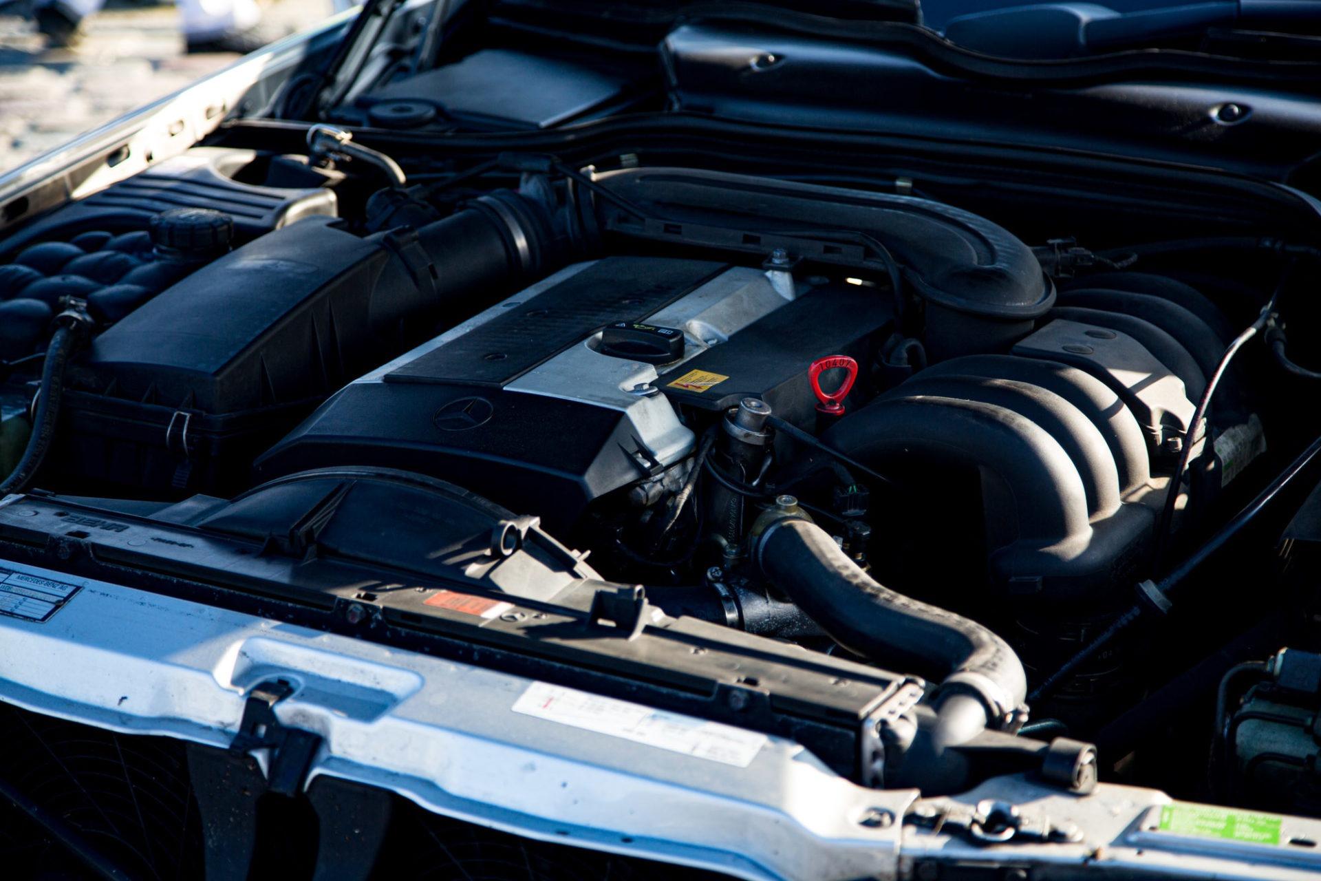 Mercedes-Benz SL Type R129 - Motorisation