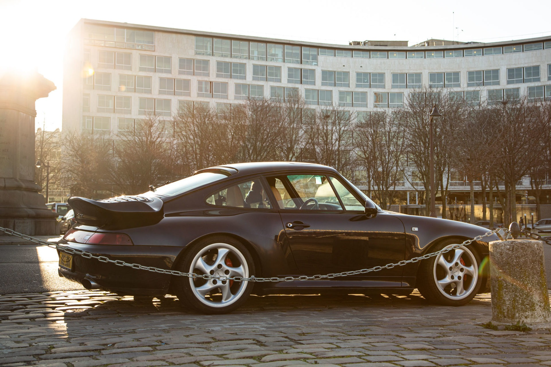 Porsche 911 Type 993 Turbo