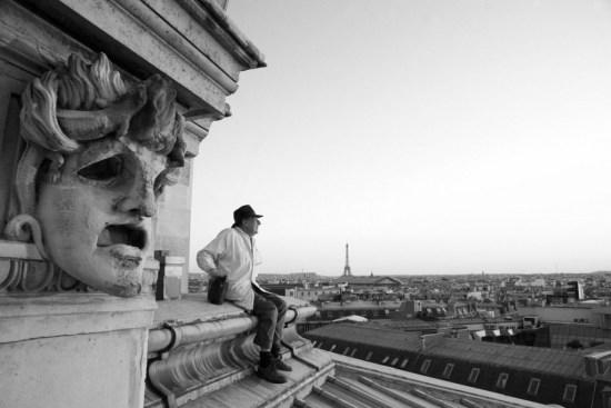 Paris's rooftop beekeepers
