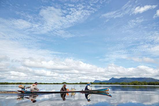INDONÉSIE – Kalimantan – Bornéo
