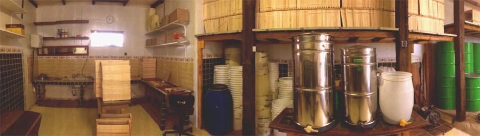 Laboratoire - Les Ruchers du Pays de Rennes