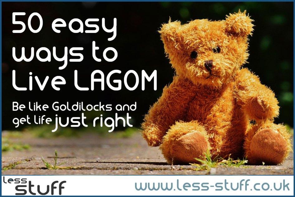 50 ways to live lagom